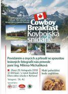 Pozvánka na přednášku o Kanadě