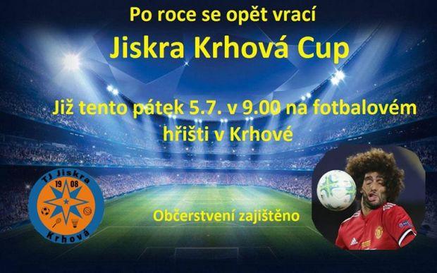 Jiskra Krhová CUP